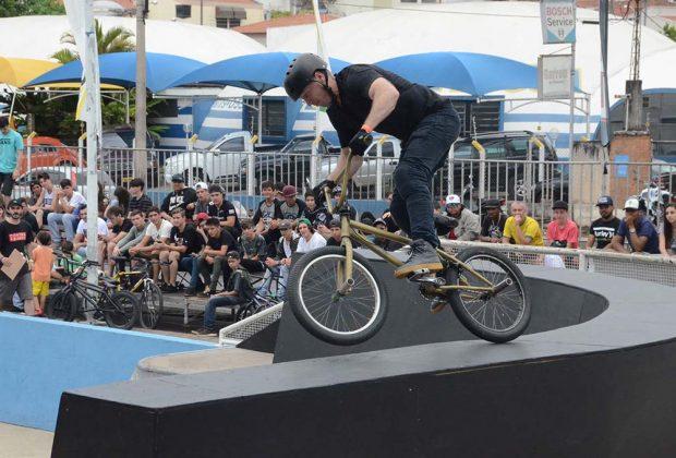 Título nacional do BMX Fresstyle foi decidido em Amparo