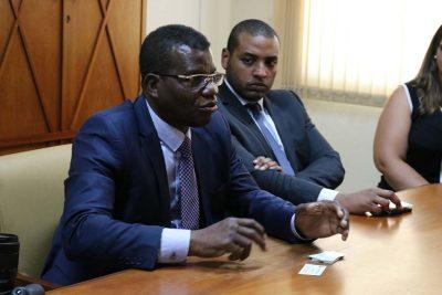 Cônsul da Costa do Marfim visita Itapira em busca de suprimentos