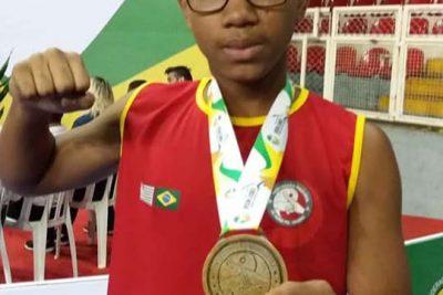 Atleta possense conquista medalha de Ouro no Campeonato Brasileiro de Sanda