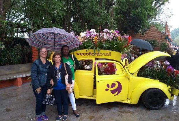 Associados do Vida Mais visitam Expoflora em Holambra