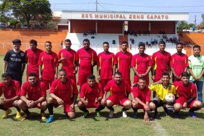 Copa Arcádio Esperança volta nesse sábado jogos da segunda rodada de grupos