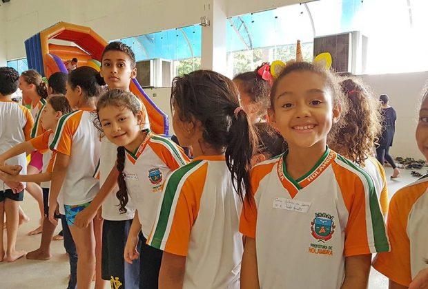 Semana da Criança leva brincadeiras e diversão a mais de 2 mil estudantes da Rede Municipal