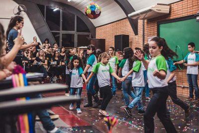 Balangandã leva Coro Cênico à Semana de Pedagogia do Uniesi