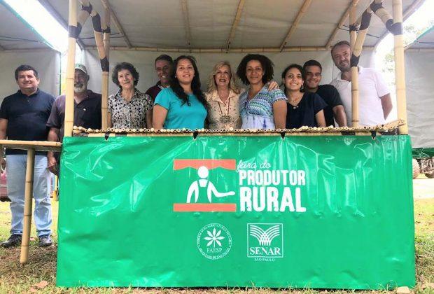 Dia 12, no Parque dos Lagos, acontece a Feira do Produtor Rural de Jaguariúna