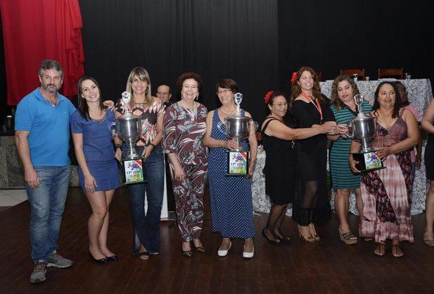 Equipe do Cemâmica Clube é tetracampeã dos Jogos Municipais do Idoso