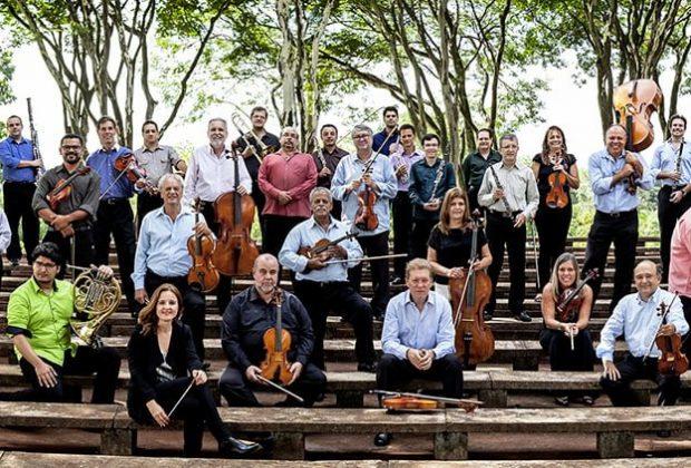 Orquestra Sinfônica da Unicamp se apresenta em Holambra no dia 18