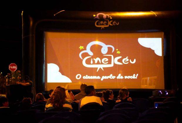 Projeto Cine Céu leva magia do cinema ao ar livre em Cosmópolis e Artur Nogueira