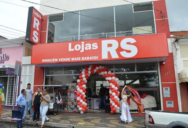 RS Móveis e Colchões inaugura filial em Mogi Mirim