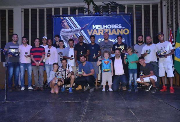 Jacob premiou os campeões e melhores do 47º Varziano
