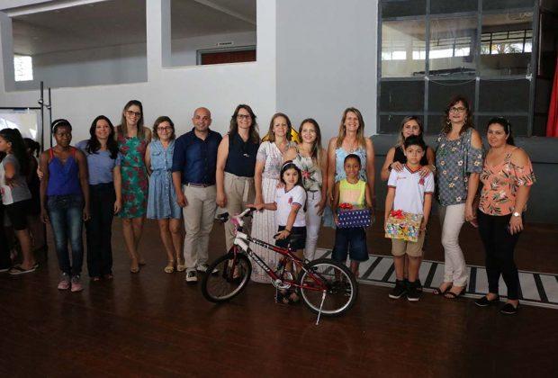 Educação de Artur Nogueira é premiada 3 vezes no Rota da Educação