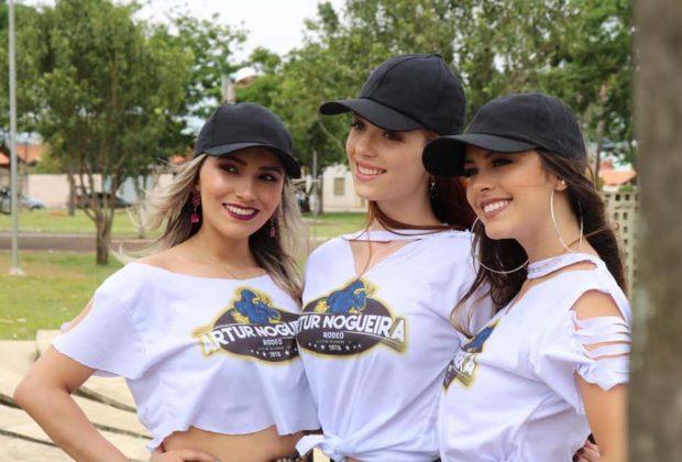 Rainha e princesas do Artur Rodeo Festival 2018 são eleitas pela internet