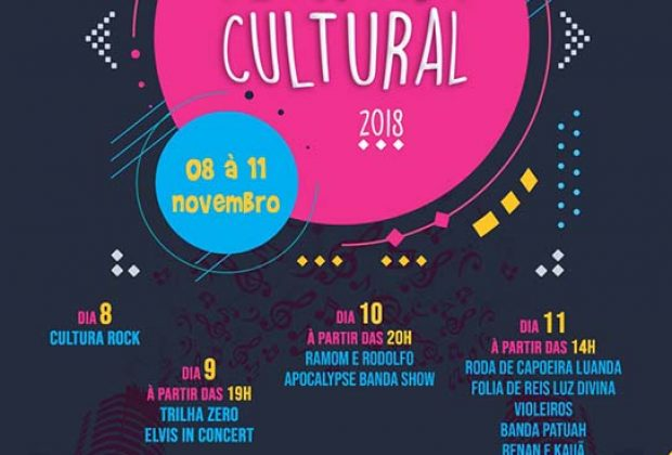 Diversidade musical marca Revirada Cultural 2018 de Artur Nogueira