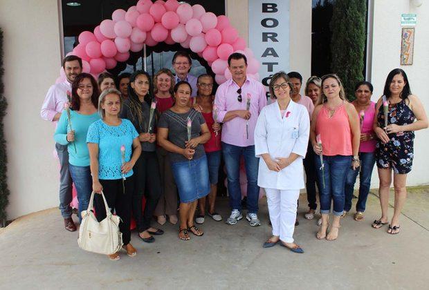 No mês de combate ao Câncer de Mama, Prefeitura diminui fila de espera por mamografia em Cosmópolis