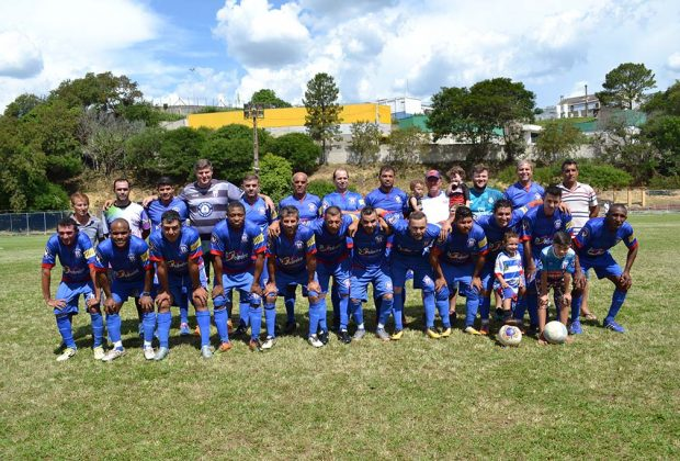 Jardim Andrade é o Campeão do Futebol Veteranos 2018