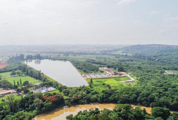 Proposta é transformar área do 'lagoão' da Avenida Brasil no Porto Mandi
