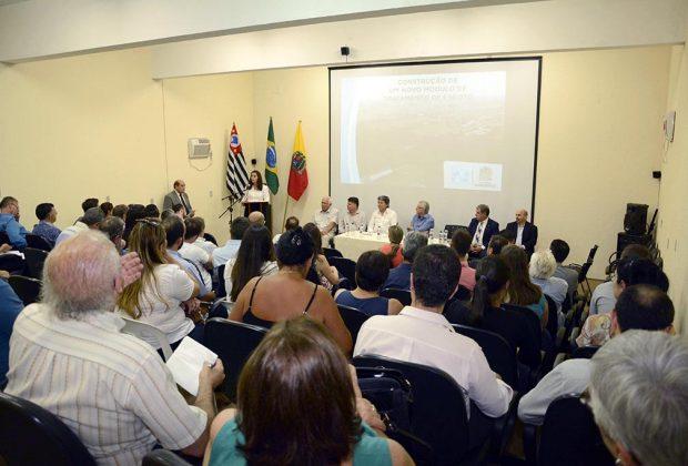 Mogi Guaçu assina contrato para construção de segundo módulo de tratamento de esgoto