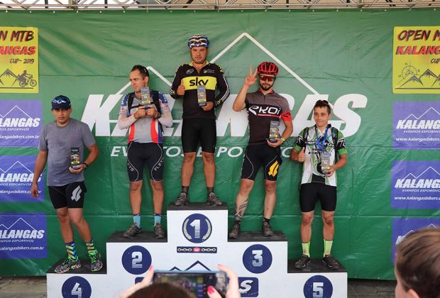 Estiva Gerbi sedia primeira etapa do Circuito Open Kalangas Bikers de Mountain Bike