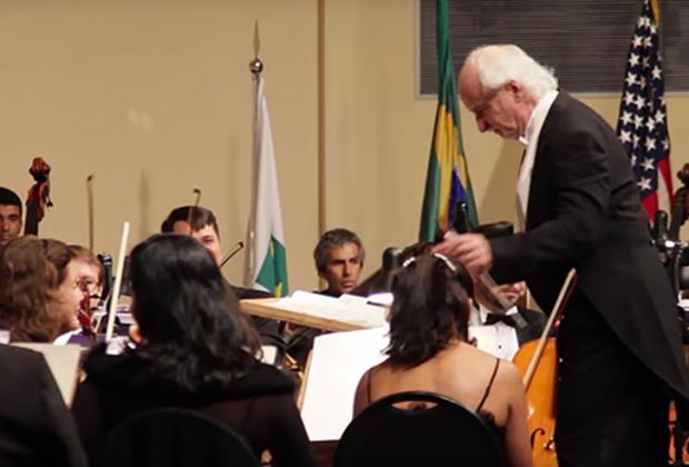Maestro Zvonimir Hačko abre Encontro de Músicos do Unasp