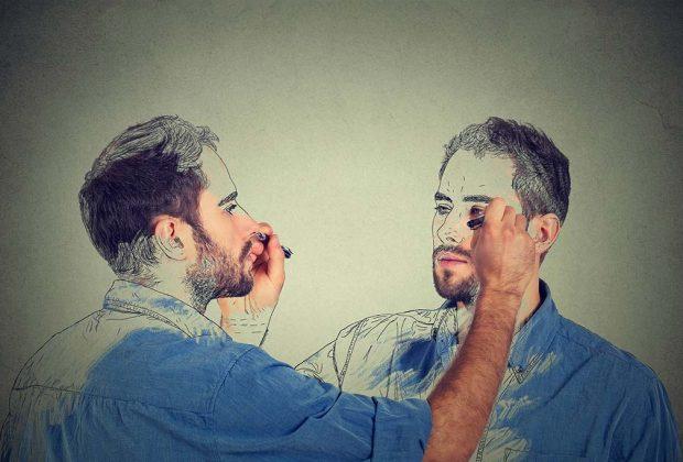 Autoconhecimento (A Máscara Social), por Luciano Rocha