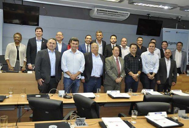 Conselho elege presidentes com a presença do Secretário de Desenvolvimento Regional em Campinas