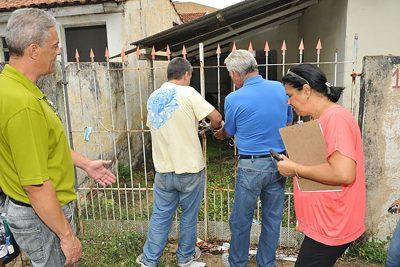 Liminar autoriza Prefeitura a entrar em imóveis para eliminar criadouros