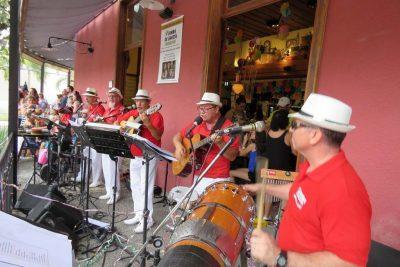 Samba de Gaveta se apresenta em Valinhos no Carnaval