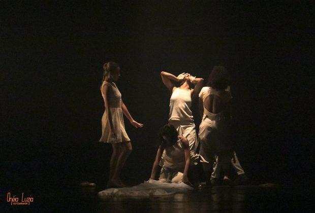 Palco do Parque abriga apresentação de dança