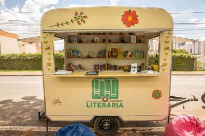 Circuito CPFL leva o projeto Carreta Literária a Jaguariúna