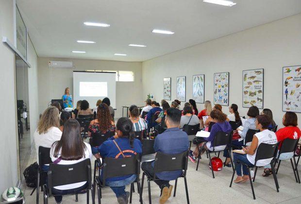Agentes Comunitárias participam de capacitação sobre o Bolsa Família