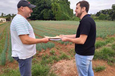 Prefeitura convida produtores rurais para preenchimento da Dipam