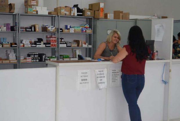 Usuários deverão apresentar cartão SUS na Farmácia Municipal
