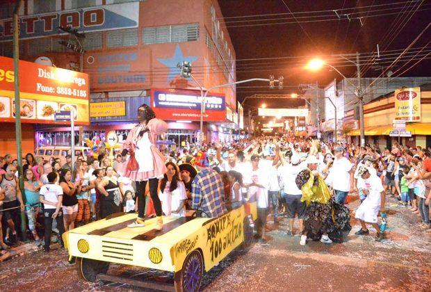 Secretaria de Cultura divulga a programação do 'Pedreira Carnaval 2019'