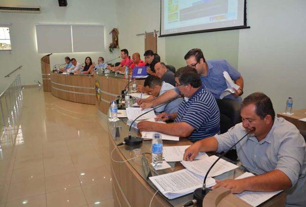 Sessão de 25/02 terá nova votação de abertura de crédito para obras e serviços no município