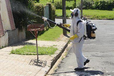 Vigilância Sanitária aplica primeira multa em ação de combate à Dengue