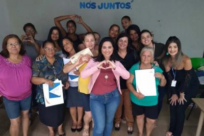 Secretaria de Assistência Social e Senac Mogi Guaçu certificam novos cuidadores de idosos