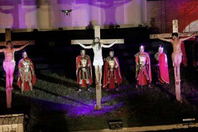 """Pessoas da própria comunidade podem fazer parte da encenação de """"A Paixão de Cristo de Jaguariúna"""""""