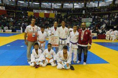 Atletas do Esporte Clube Santa Sofia/AEJAR conquistam medalhas na Copa São Paulo de Judô 2019