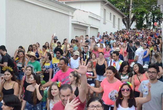 Mais de 25 mil foliões brincaram no Amparo Folia 2019