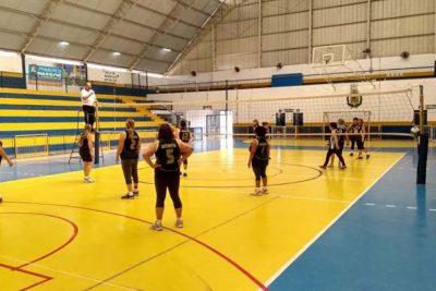 """Atletas de Jaguariúna do """"Programa Viva Melhor"""" participam de competição em Guarulhos"""
