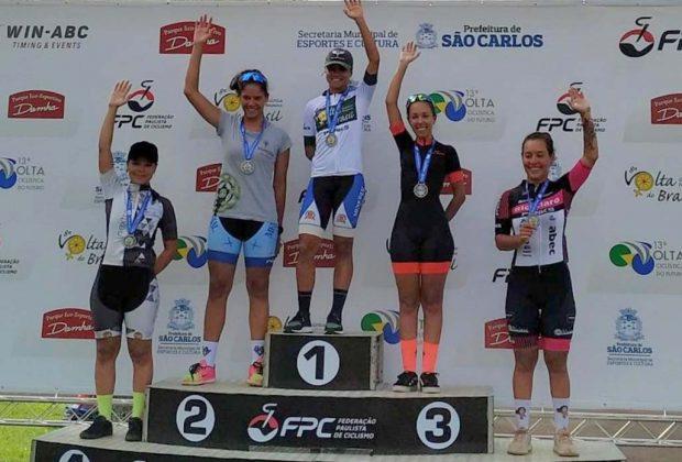 Ciclismo competiu em duas importantes provas em São Carlos