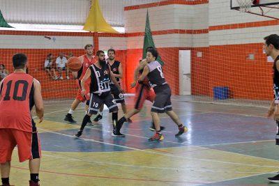 Jogos acirrados marcam primeira rodada da Copa Annie Krabbenborg de Basquete