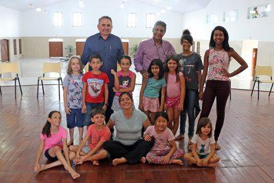 Prefeitura dá início a aulas de Oficinas Culturais gratuitas