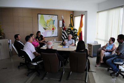Cooperativa Sicredi apresenta projeto para a Secretaria de Educação