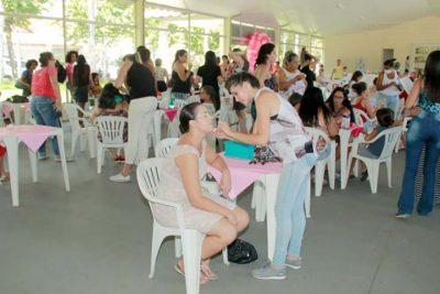 Evento realizado pela Assistência Social marca o Dia Internacional da Mulher