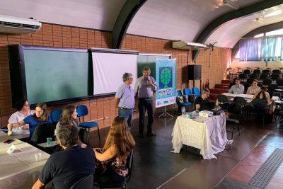 Interlocutores do Programa Município Verde Azul participam de capacitação em Itapira