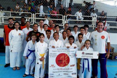 Academia Antonelli/SMCTEL fica em terceiro no Campeonato Amparense
