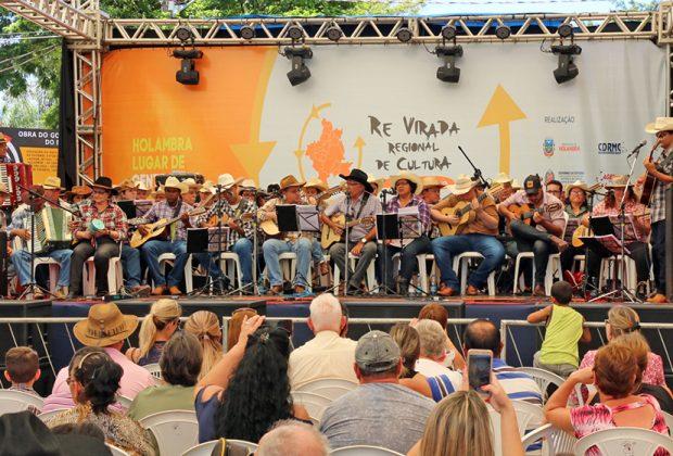 Orquestra de Viola Caipira de Holambra comemora 4 anos com apresentação no domingo