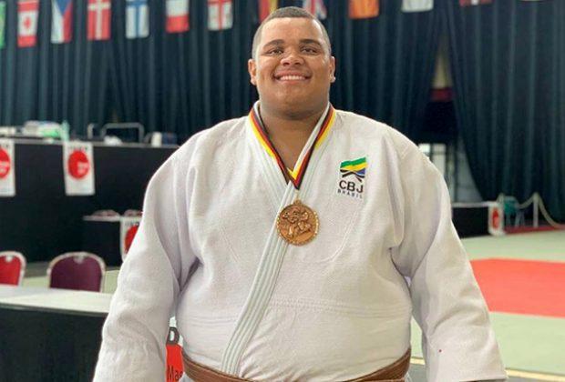 Judoca nogueirense é Campeão Brasileiro Regional