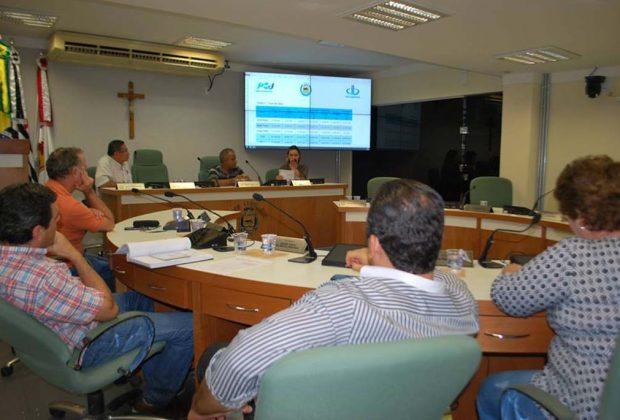 Comissões permanentes se reúnem para discutir projeto sobre Plano Regional de Integrada de Resíduos Urbanos