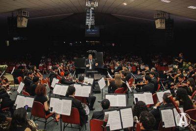 Orquestra Sinfônica do UNASP se apresenta em Mogi Guaçu nesta quarta-feira
